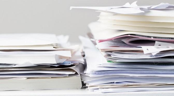 Déposer les comptes annuels d'une SARL au Greffe, la procédure