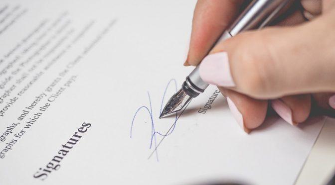 Cessions de parts SARL : Les formalités